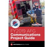 AFG 2019: Communications Project Application Guide (eBook)