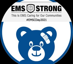 The EMS for Children (EMSC) Innovation and Improvement Center published social media graphics to spread awareness about EMSC Day during EMS Week 2021.