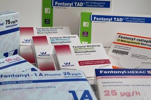 Patches are among the most potent forms of Fentanyl available (Photo/Wikimedia Commons)