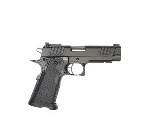 The Staccato P is the company's entrant into the law enforcement duty gun market.