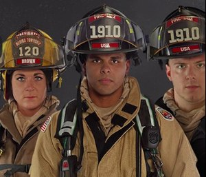 Fire-Dex PPE protects firefighters from heat stress and cancer-causing particles. (Image Fire-Dex)