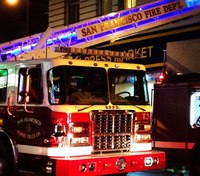 San Francisco FFs stop alleged firehouse burglar