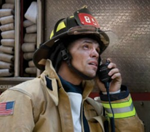 Fireground technology has come a long way, particularly with communications systems. (Photo/OK.gov)