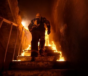 It's not just the elements or toxins within a fire or hazmat incident that can compromise the health and safety of firefighters.