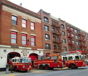 Firefighters think of the fire house as an inner sanctum, housing a unique camaraderie – a brother and sisterhood – and sometimes forget it's a workplace.