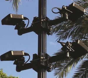 A network of LPR cameras can be used to build a virtual fence to monitor and protect a community or geographic area. Many cities are adopting this strategy to identify stolen and suspicious vehicles and develop investigative leads. (image/Pixabay)