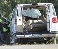 8 dead, 10 injured when Florida church van crashes