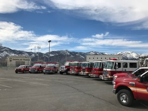 The Kronos Workforce Ready suite, a unified platform that integrates scheduling, shift bidding and human resources management, provides a single place for all the department's staff to view their schedules, timecards, payroll stubs, benefit selections and more. (image/East Fork Fire)