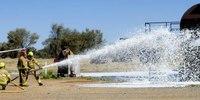 How safe is firefighting foam?