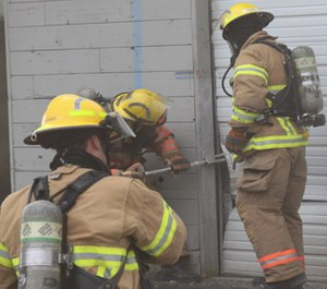 Forcible entry operations typically occur early in the incident.