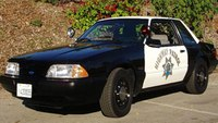Ky. trooper's 1991 Ford Mustang SSP finds new life