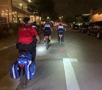 Texas entertainment district is putting medics on bikes to enhance safety