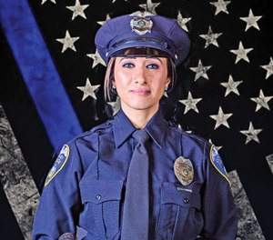 Copley Police Department officer Sarah Shendy now serves as director of the newly created Ohio Office of Law Enforcement Recruitment.