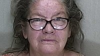 Fla. woman allegedly hit FF with sock stuffed with soup cans