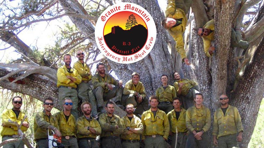 The Granite Mountain Hotshots was a tight-knit team of wildland firefighters within the Prescott (Arizona) Fire Department.