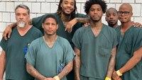 Ga. inmates credited with saving life of deputy who had a stroke