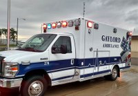 $180,000 gift starts ambulance donation chain reaction