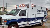 $180,000 gift starts ambulance donation chain reaction