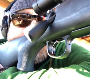 At the range I marveled at the smoothness of the Geissele Super 700 trigger.