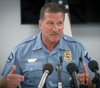 Minn. police union says it's been 'scapegoated' after Floyd death