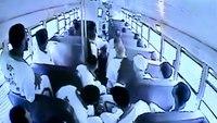 Jurors view video of deadly 2017 Georgia prison bus escape