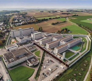 Stammheim Prison is a holding area for an average of 877 male inmates awaiting sentencing.