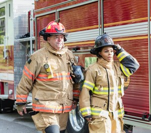 Most firefighters work for government and, as such, have certain rights not always enjoyed by private-sector employees.