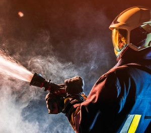 Firefighting has drastically changed with the rise of synthetic materials, which call for evolving care and maintenance of PPE. (image/Getty)