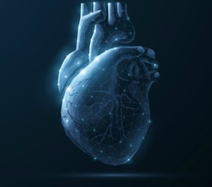 Heart malfunction resulting from decreased contractility/myocardial infarcts, chest trauma, hypertension, arrhythmias, infection or congenital defects, compromises adequate perfusion. (Photo/Getty Images)