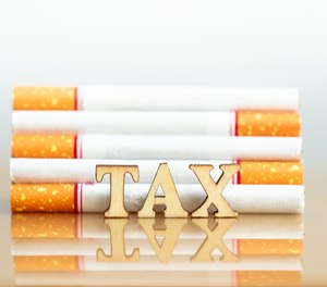 Doubling the cigarette Federal Excise Tax rate would near instantaneously stimulate international counterfeit manufacture and smuggling of cigarettes and other tobacco products.