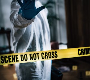 Police and other first responders are highly likely to come in contact with fentanyl and other dangerous drugs. Portable detection tools can make field testing and investigation of unknown substances less risky. (image/Getty: microgen)