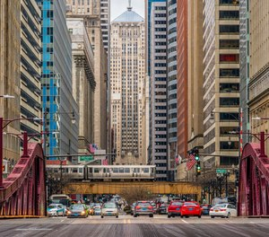 By partnering with CentralSquare Technologies to upgrade its CAD system, Chicago is sending a message that public safety is a top priority. (image/Getty)