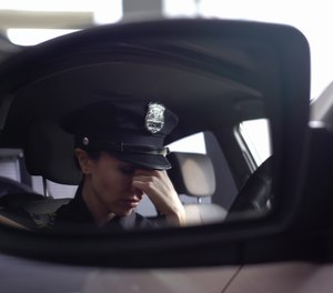 Female officers are still encountering unacceptable behavior in the workplace.
