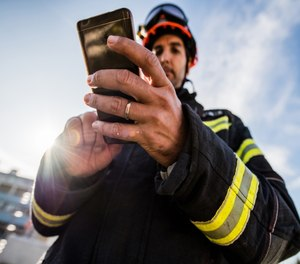 It's important for UI/UX designers who work on public safety software to give responders the information they need in an effective manner as fast as possible. (Photo/Getty)