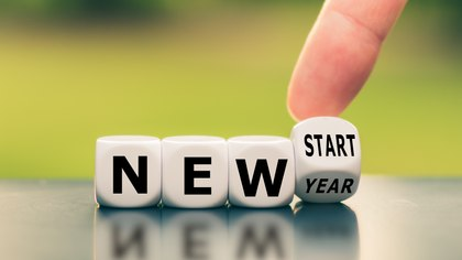 Reconsidering resolutions: How to recommit to New Year's resolutions during a pandemic