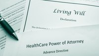 Living wills for frontline workers