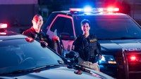 What do law enforcement officers want for the future of policing?