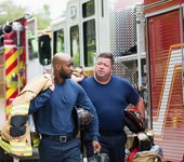 A firefighter-turned-therapist opens up about depression and overcoming counseling stigma