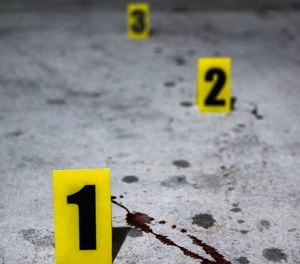 Preserving critical DNA, blood splatters, weapons and any other evidence at a crime scene is critical for a successful prosecution.