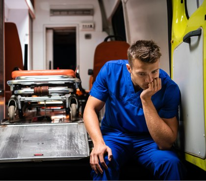 Webinar: An evidence-based approach for how to manage burnout and stress for EMS professionals
