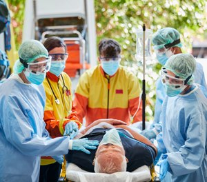 Infection prevention safeguards have been in place long before COVID-19, and you're doing the right thing by continuing to monitor EtCO2 values and capnograph waveforms. (image/Getty)