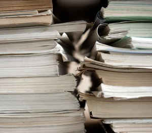 After-action reports should be designed to be read not stored on a shelf.
