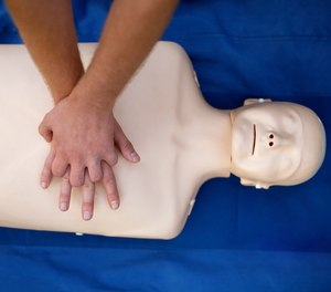 Early recognition of the cardiac arrest and prompt CPR beginning with chest compressions provides the best chances for survival for those who suffer an out-of-hospital cardiac arrest.