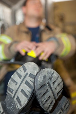 Sleep deprivation can lead to real problems, including safety concerns, for firefighters. (Photo/Getty Images)