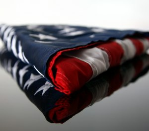 To the families who have received a folded flag, we mourn with you and honor your sacrifice. (Photo/Getty Images)