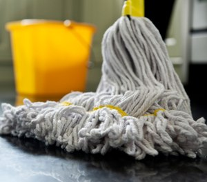 Custodial tools that appear harmless in a regular household can be manipulated and sharpened into deadly weapons by inmates. Look for products designed specifically for the corrections environment, such as the Briarwood Products line of shank-free cleaning tools. (image Getty/kirstyokeeffe)