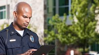Did it stick? Evaluating police training effectiveness