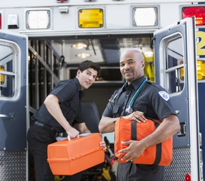 Smaller equipment, universal design and reduced wear and tear on equipment and EMS crews are some of the benefits of modularity. (image/Getty)