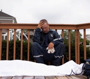 EMS provider health, both physical and mental, is more important than ever right now. Here are 10 things every EMS provider needs to know about wellness and fitness. (image/Getty)