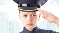 State your case: How young is too young to be a police officer?